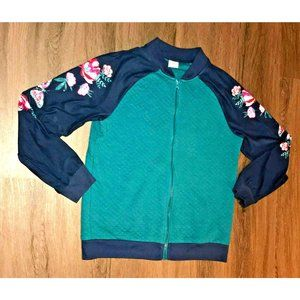Wonder Nation Girls Youth Size XXL Blue And Green